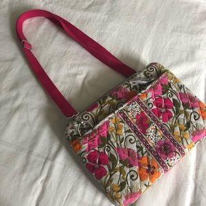 NEW Vera Bradley iPad Messenger Bag